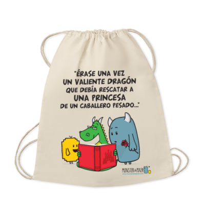 mochila-dragon-monster-and-pixer