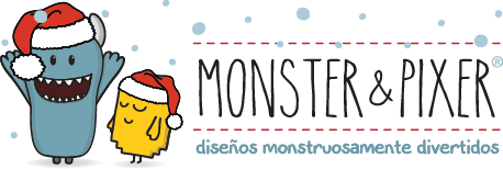 Monster & Pixer