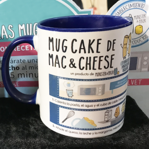 Taza Mug Cake de MAC & CHEESE