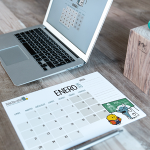 Descargable gratuito – Calendario Enero 2019